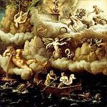 Giulio Romano - Allegory of Immortality