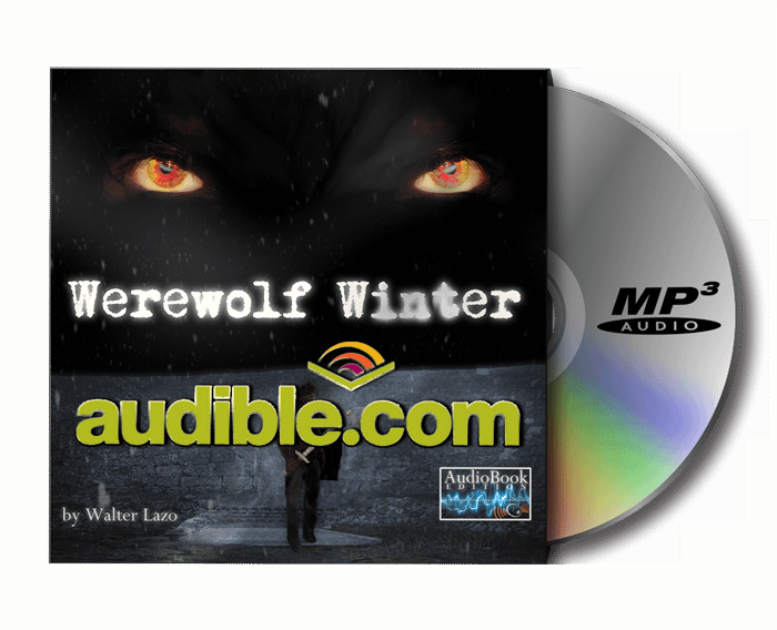 Werewolf Winter Audio Book
